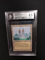 The Tabernacle at Pendrell Vale BGS 8.5 NM-MT+ Legends MTG Magic Graded Card